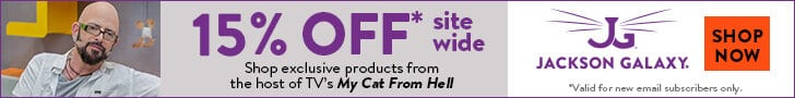 Jackson Galaxy Store Banner